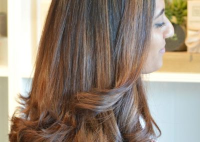 Cut, Color and Blowout